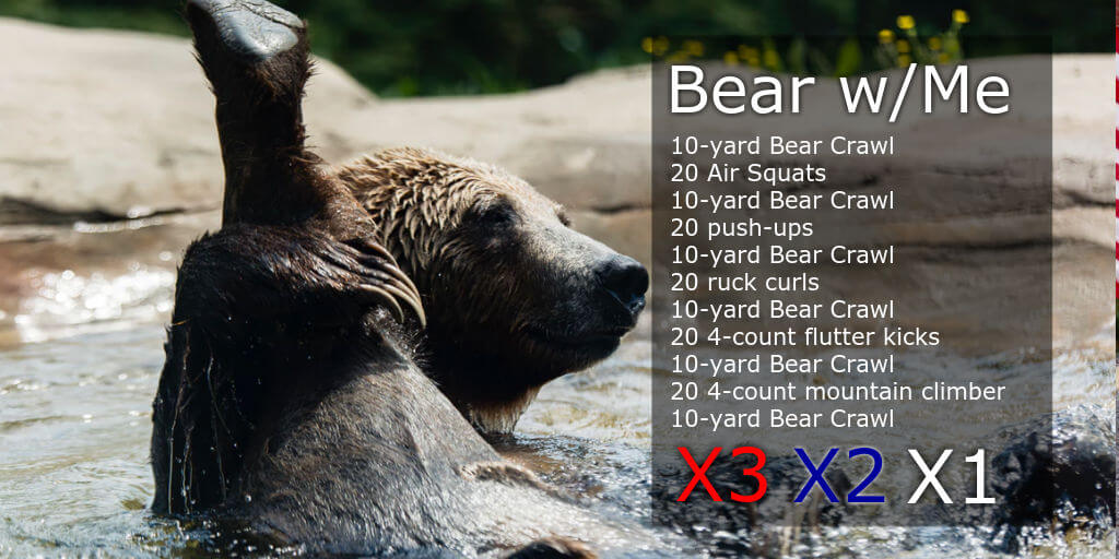 Bear Crawl Archives - Ruck Training